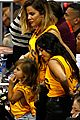 kourtney khloe kardashian watch the cavs win game 4 04