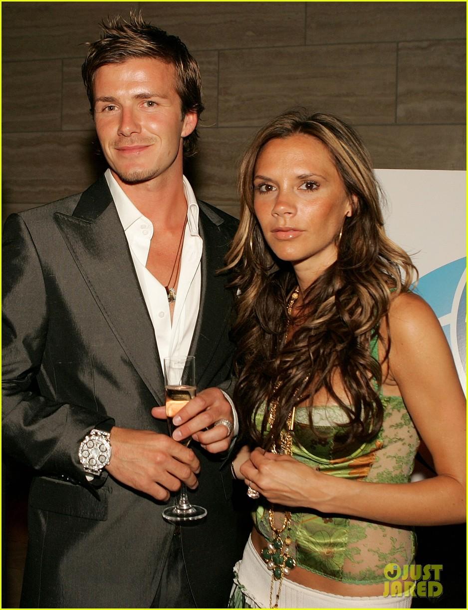 Victoria Beckham shares racy photo of hubby David