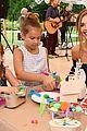 jessica alba honest company event with kids 02