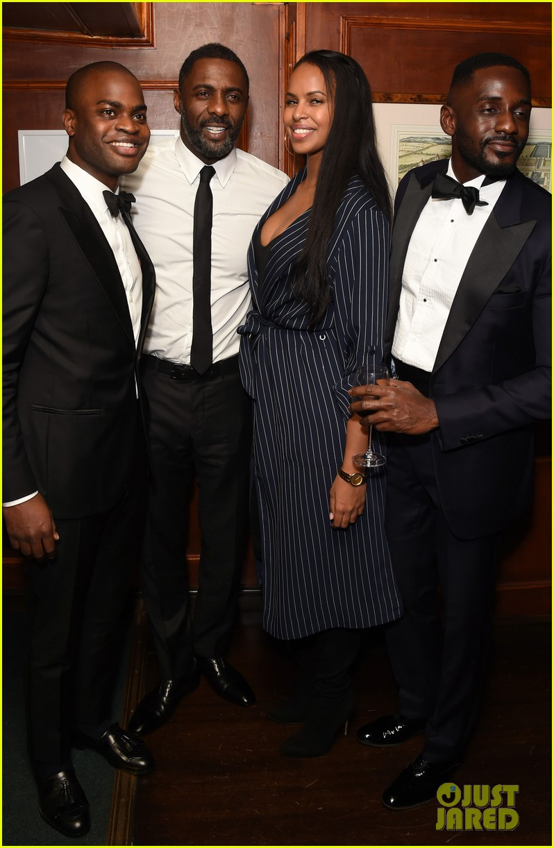 Married is idris elba Idris Elba's