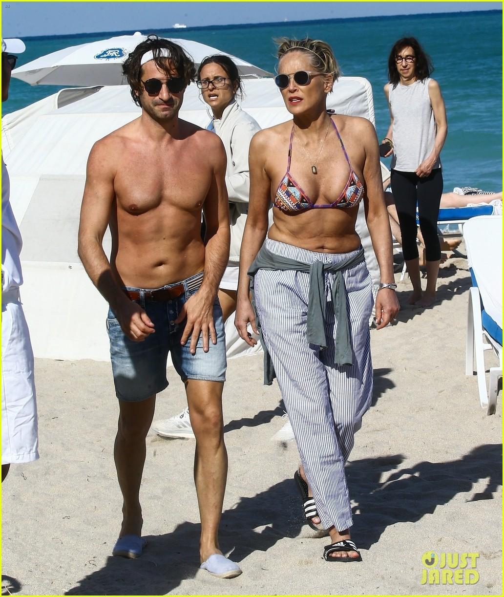 Boyfriend 2018 stone sharon Sharon Stone