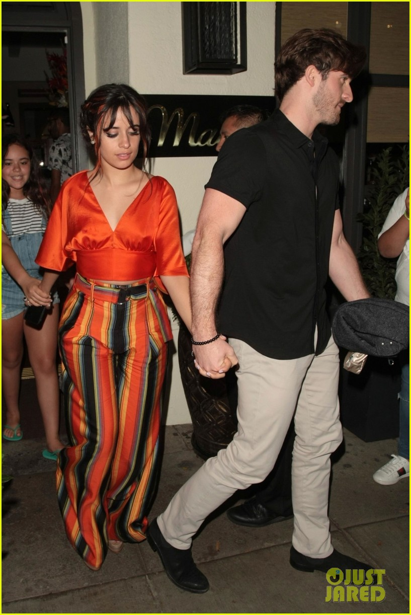 Hussey matthew who is Camila Cabello