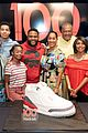 anthony anderson and tracee ellis ross join black ish cast at 100th episode celebration 01