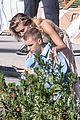 justin bieber shirtless hailey baldwin photo shoot 22