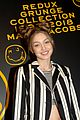 gigi hadid and kaia gerber stun in stripes at marc jacobs madison store opening 09