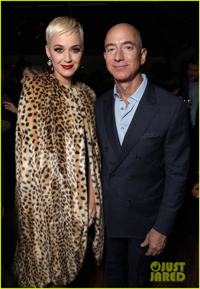 brad pitt timothee chalamet katy perry more get festive at amazon studios holiday party 054191897