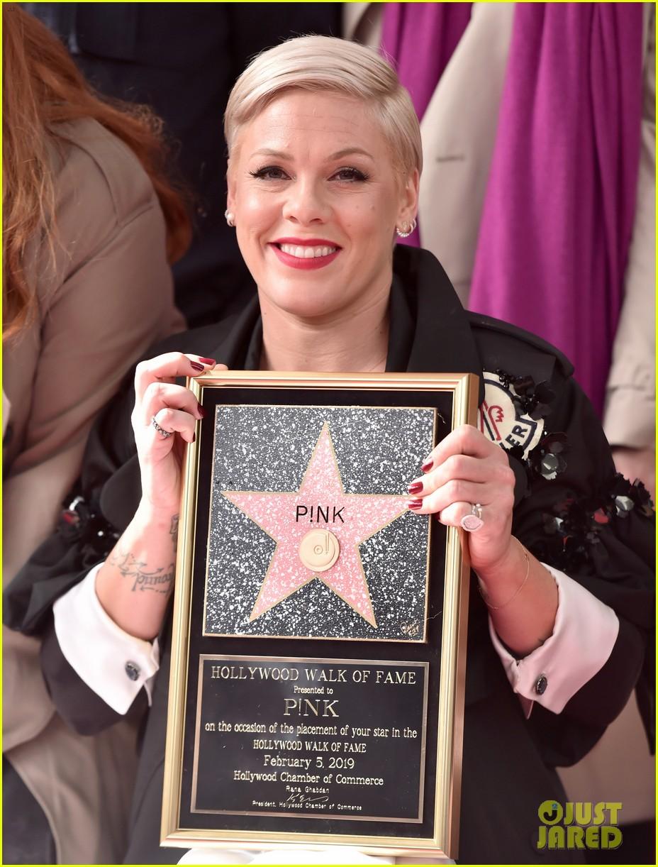 pink walk of fame februrary 2019 094223984