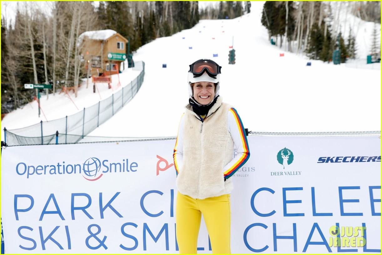 wilmer valderrama darren criss show their support at operation smile ski trip 15