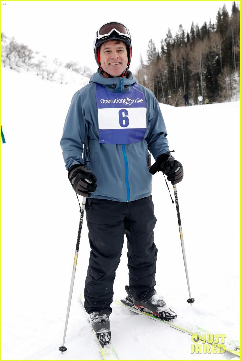 wilmer valderrama darren criss show their support at operation smile ski trip 174261653