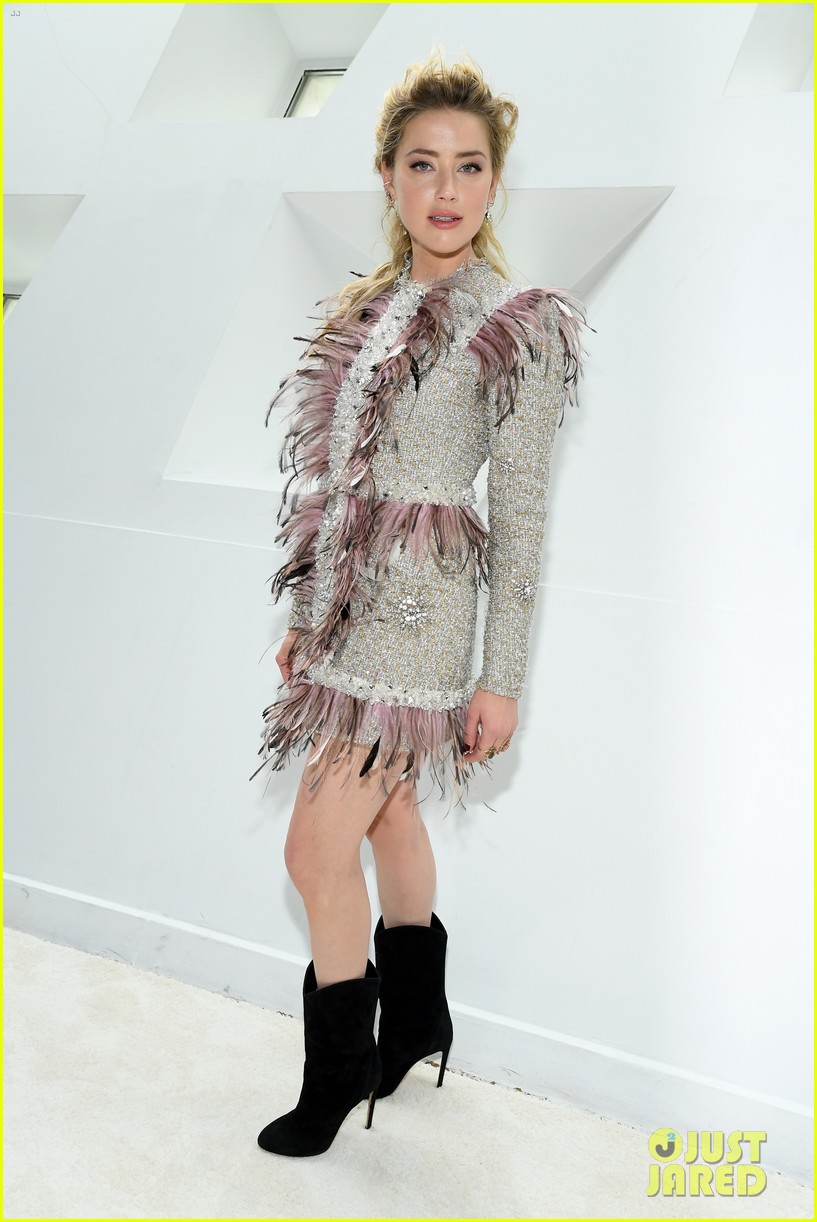 amber heard janelle monae buddy up at giambattista valli paris fashion show 184251229
