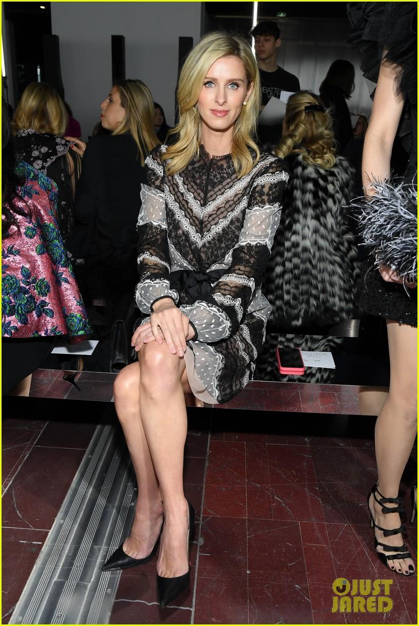 amber heard janelle monae buddy up at giambattista valli paris fashion show 294251240