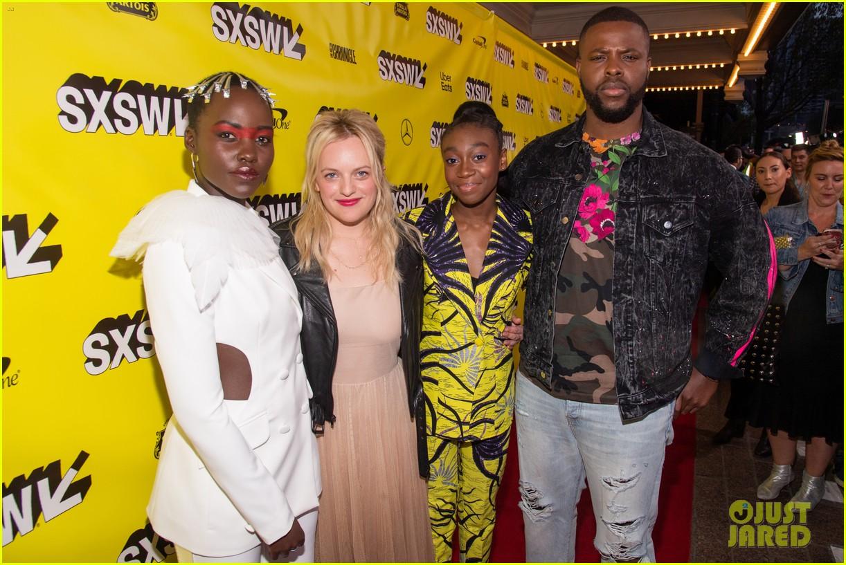 lupita nyongo elisabeth moss us premiere sxsw 034253971