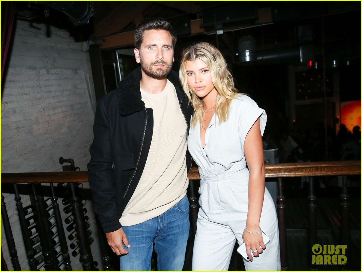 scott disick sofia richie couple up at asos life is beautiful launch party 014278074