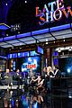 big bang theory cast share behind the scenes stories on late show following series finale 03