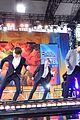 bts perform good morning america summer concert series 08