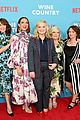 amy poehler maya rudolph tina fey step out for wine country premiere 04