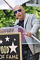 jamie foxx vin diesel support director f gary gray walk of fame ceremony 18