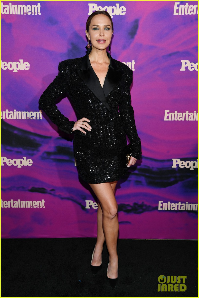 julianne hough josh dallas more tv stars celebrate upfronts at ew people party 554290865