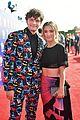 brett dier batman suit haley lu richardson mtv movie tv awards 01