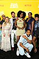 logan browning dear white people cast celebrate season three premiere 16