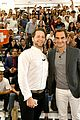 roger federer launches new uniqlo lifewear collection 04