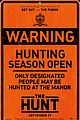 the hunt movie canceled 03