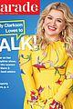 kelly clarkson parade magazine