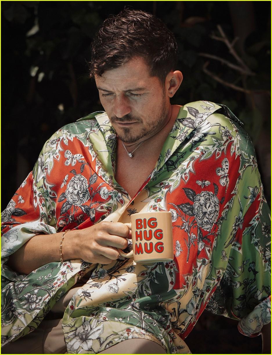 orlando bloom flaunt magazine shirtless 044343982