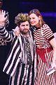 geena davis honored by beetlejuice musical on broadway 03
