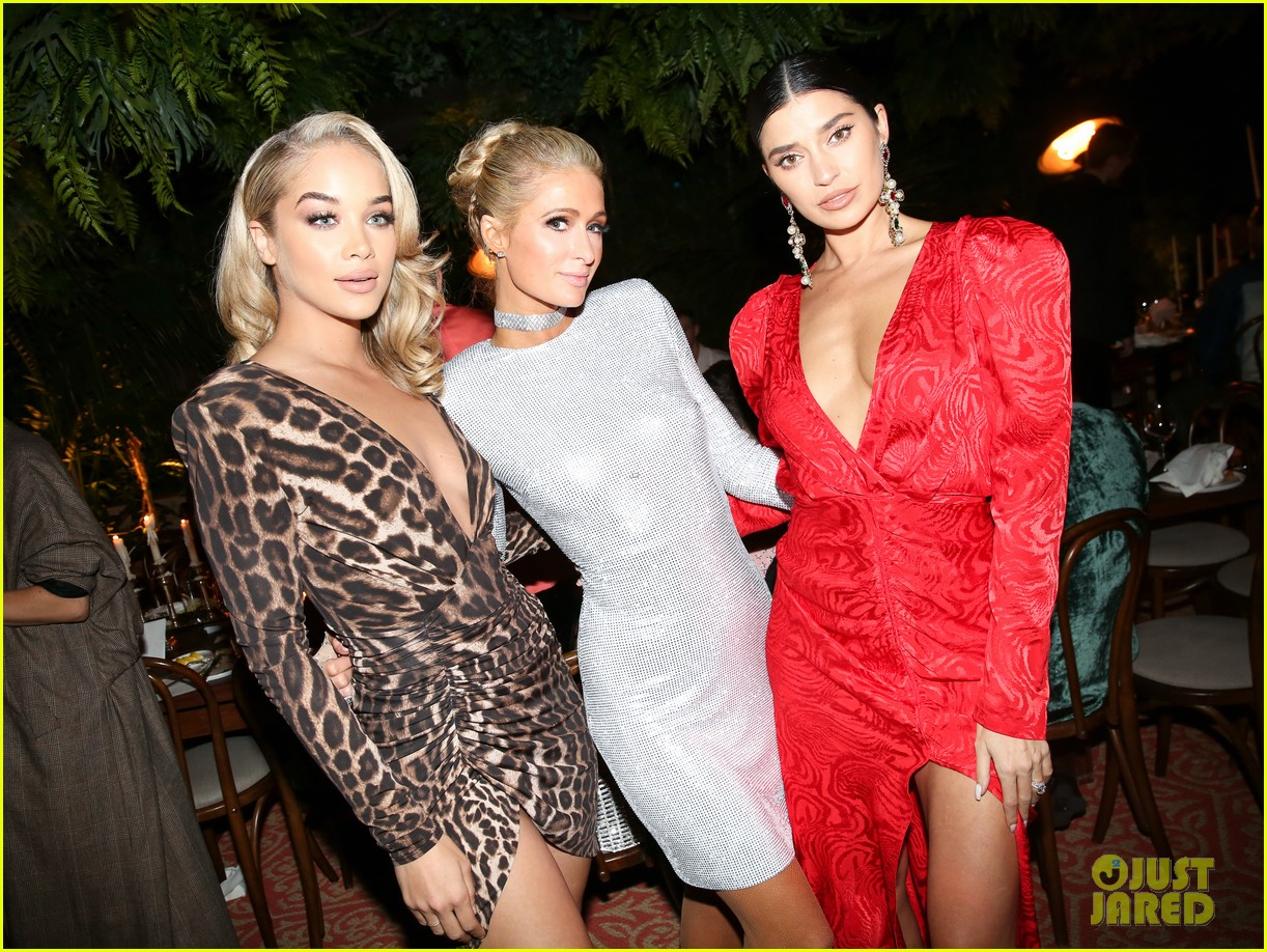 paris hilton diplo more celebrate west hollywood edition opening preview 274379345