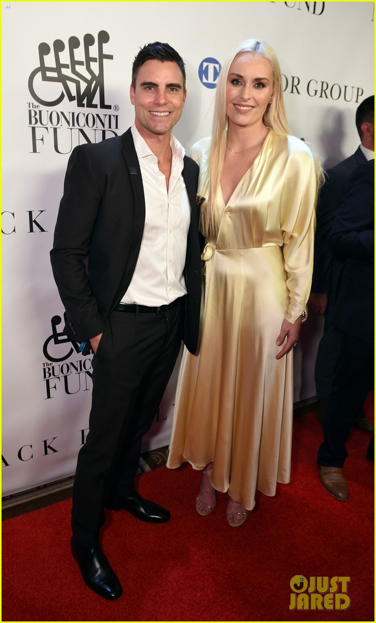dwyane wade and lindsey vonn team up for great sports legends dinner paralysis 034367593