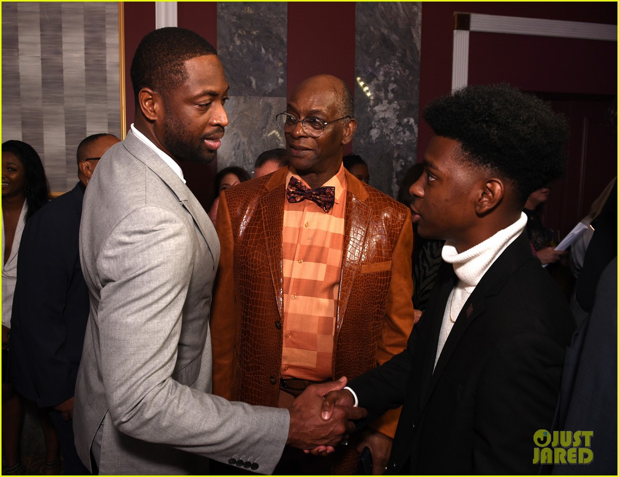 dwyane wade and lindsey vonn team up for great sports legends dinner paralysis 424367632