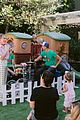 hilary duff daughter banks happy little camper launch 18
