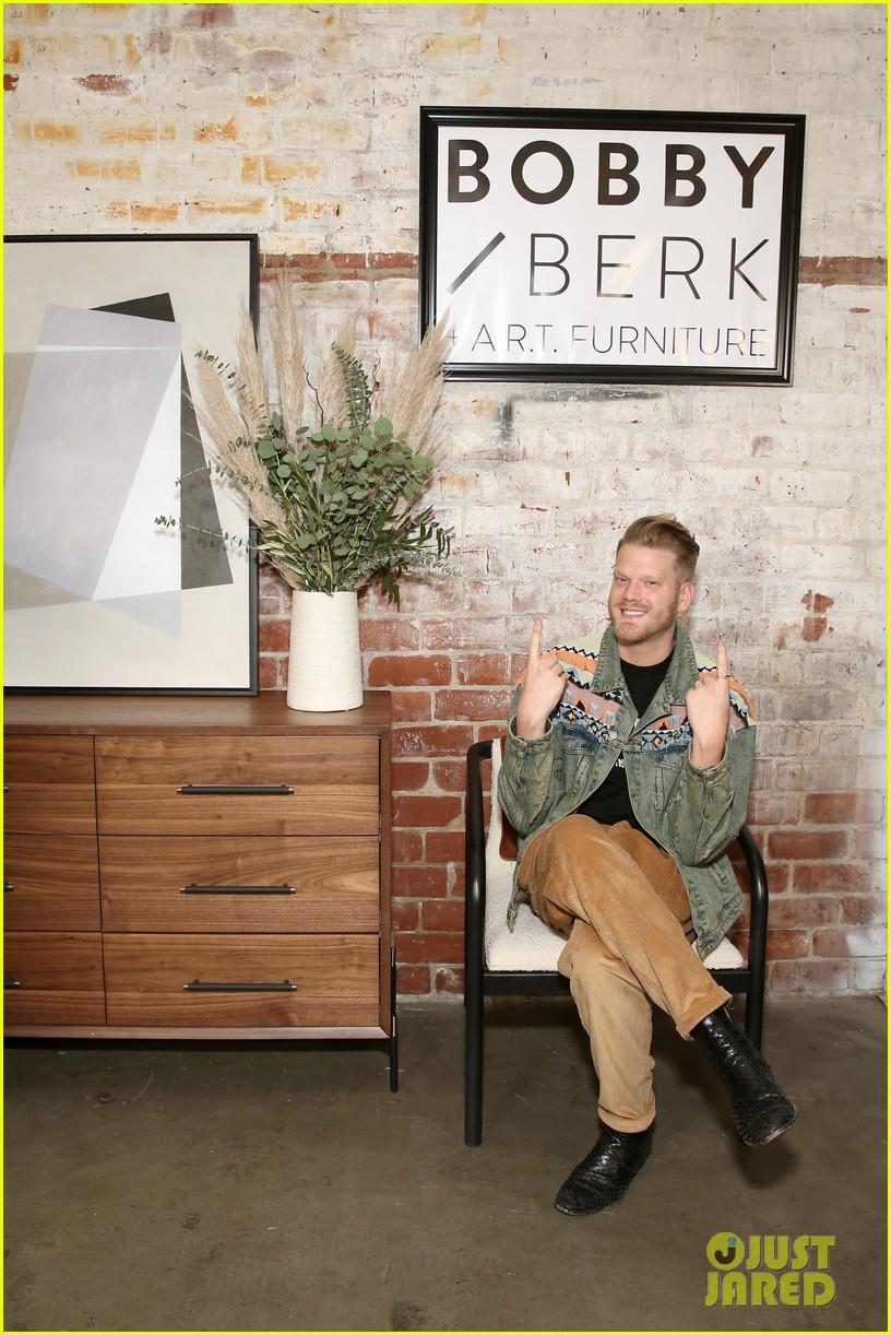 joey king bobby berk furniture launch event 174383250