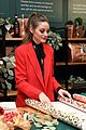 Photo 18 of Katie Holmes Brings Holiday Cheer at Frederick Wildman Wines Wrappy Hour!