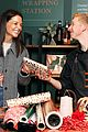 Photo 40 of Katie Holmes Brings Holiday Cheer at Frederick Wildman Wines Wrappy Hour!