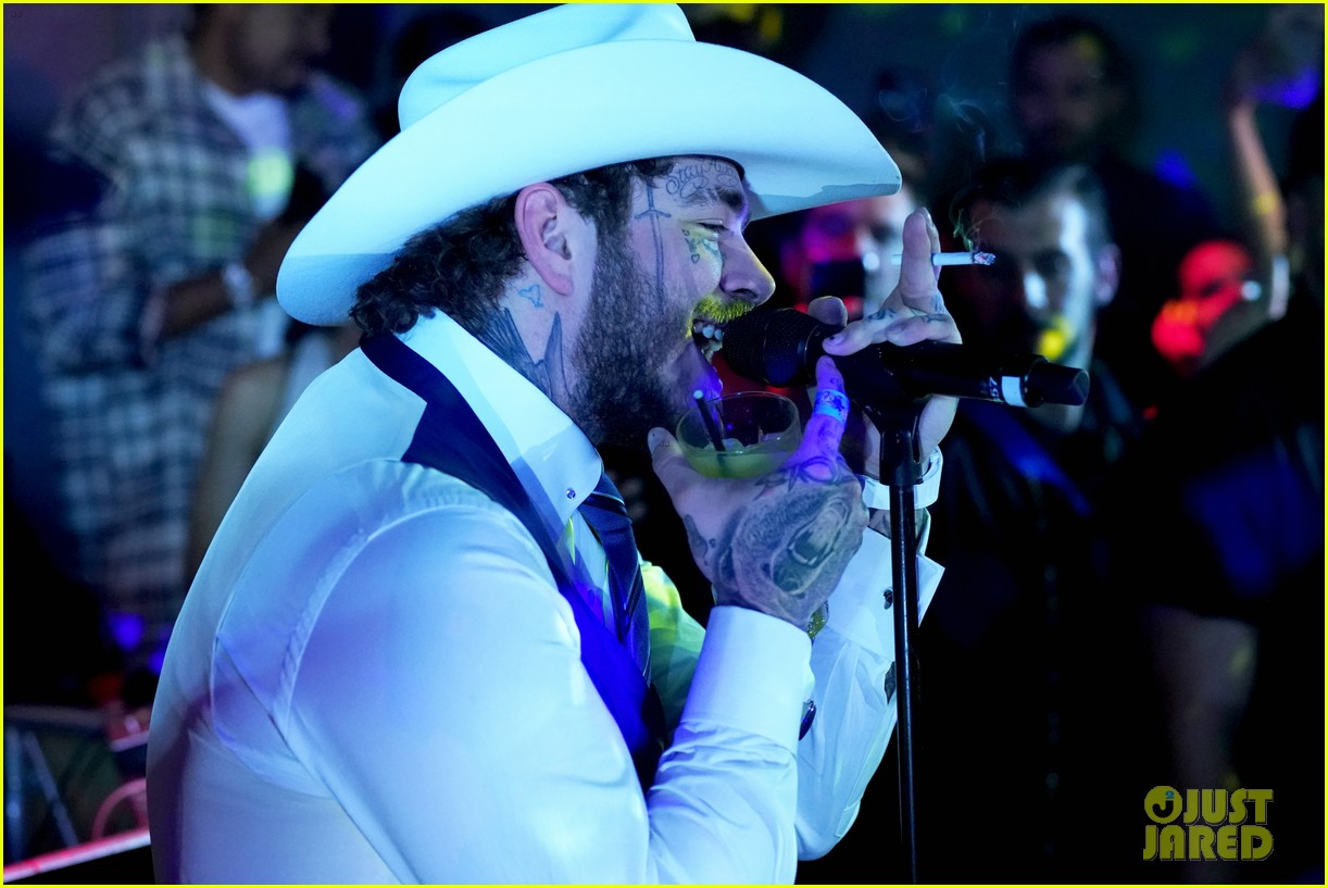 post malone lil nas x jon hamm more live it up at gqs men of the year party 2019 124399032