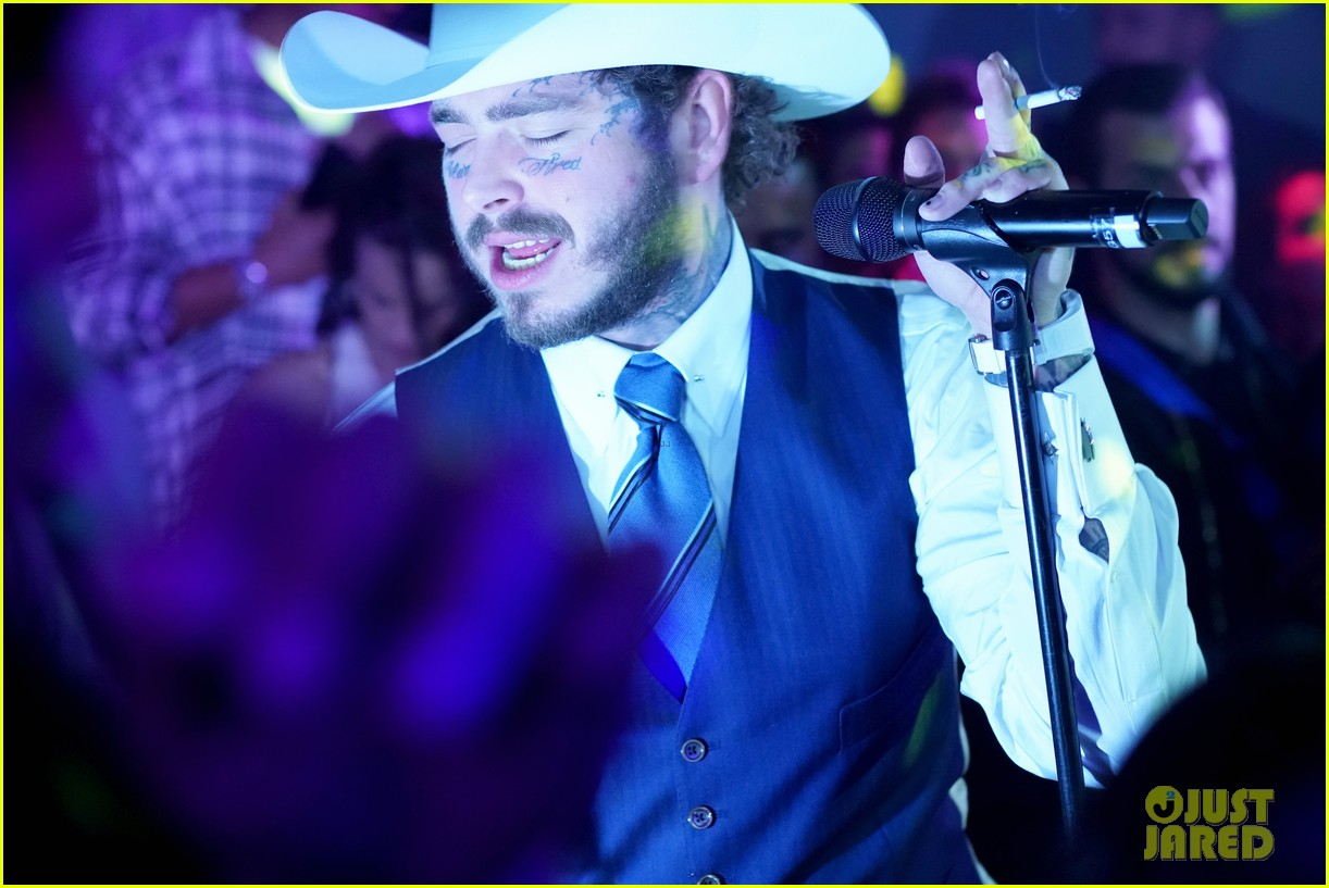 post malone lil nas x jon hamm more live it up at gqs men of the year party 2019 134399043