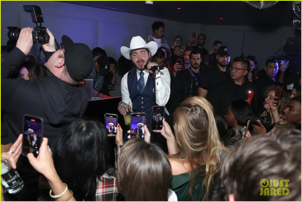 post malone lil nas x jon hamm more live it up at gqs men of the year party 2019 154399051