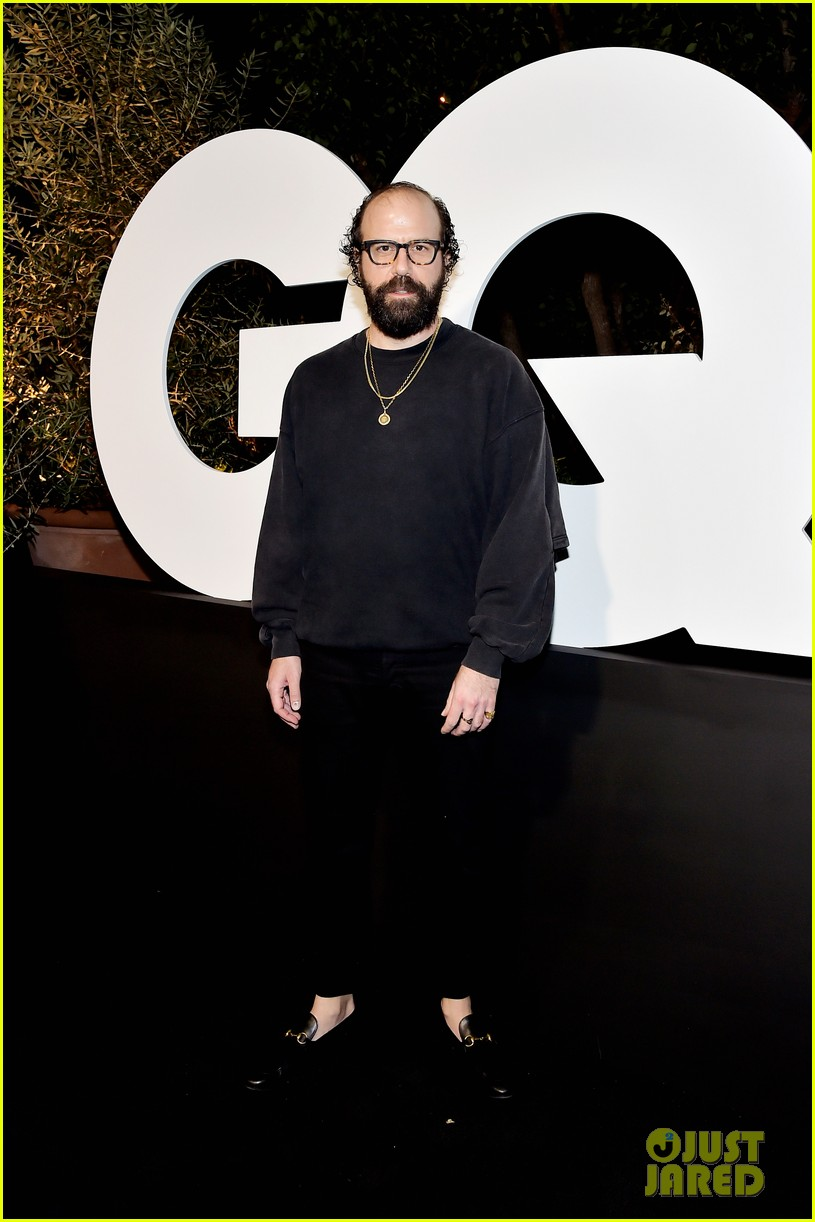 post malone lil nas x jon hamm more live it up at gqs men of the year party 2019 234399059