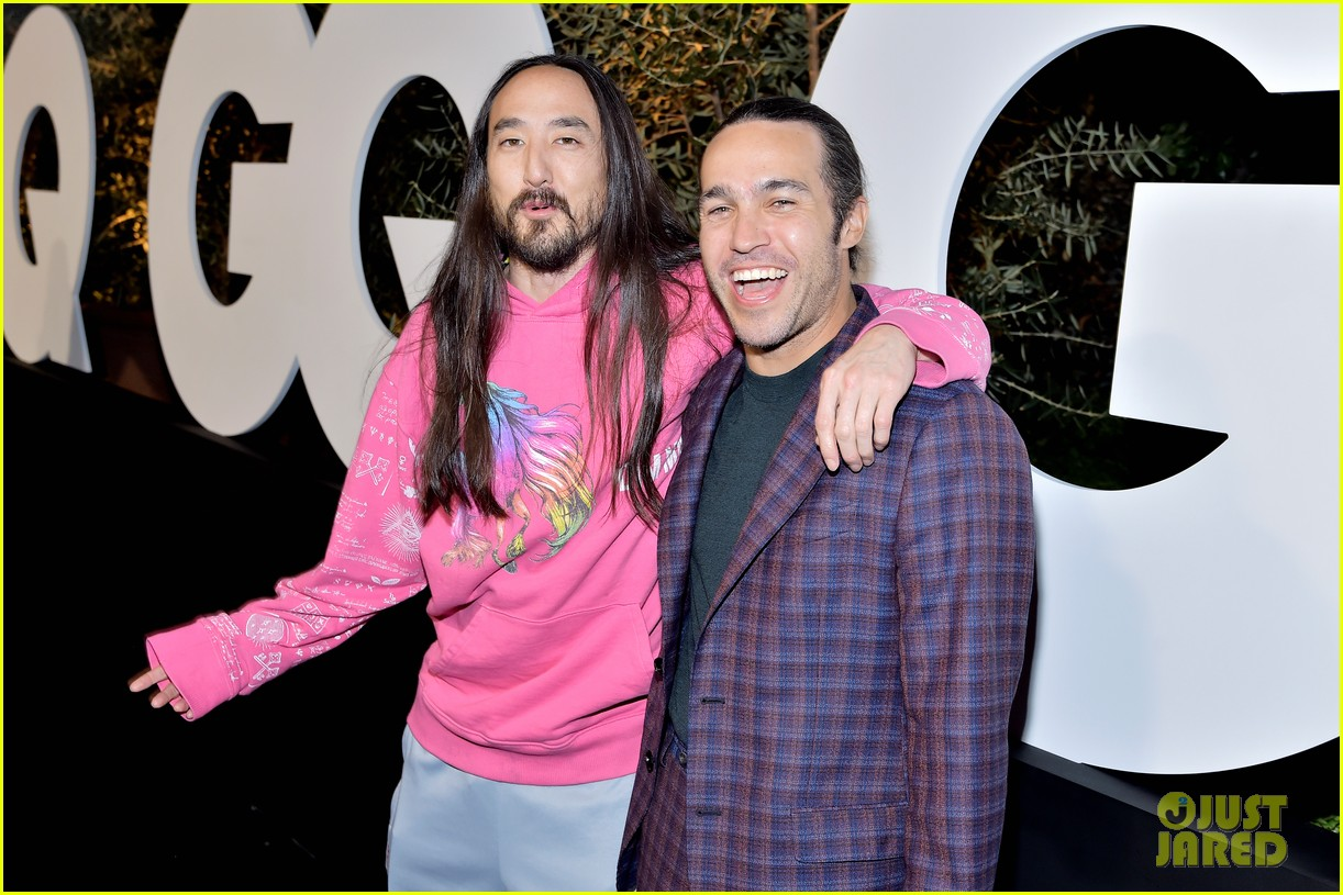 post malone lil nas x jon hamm more live it up at gqs men of the year party 2019 394399075