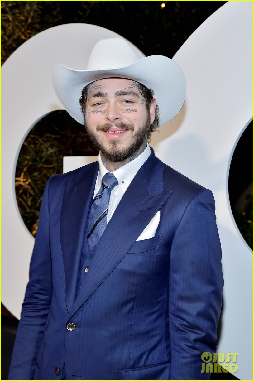 post malone lil nas x jon hamm more live it up at gqs men of the year party 2019 934399129