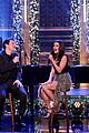 lea michele jonathan groff duet ill be home for christmas on the tonight show 04