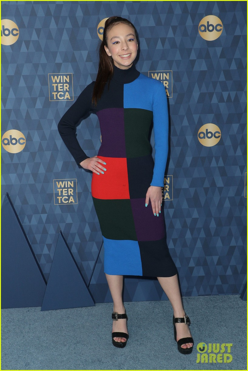 constance wu peter weber more abc stars tca party 284412870