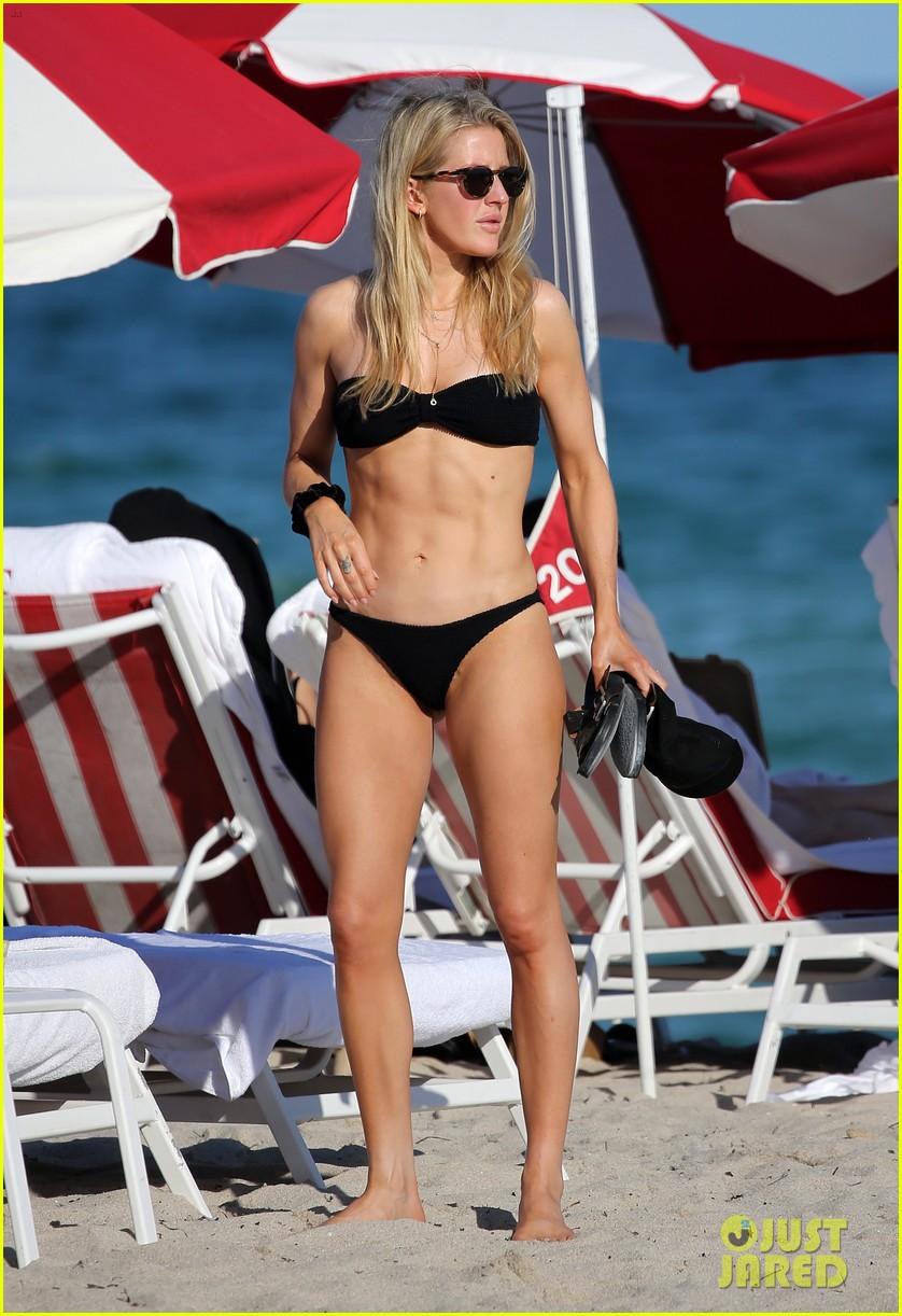 Ellie goulding bikini