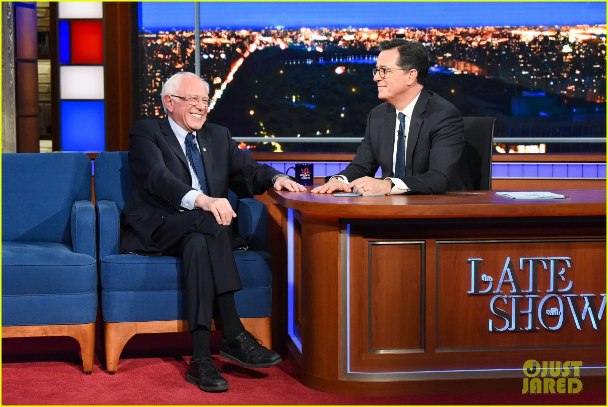 bernie sanders responds to larry david requesting he drop out to avoid snl sketches 034413737