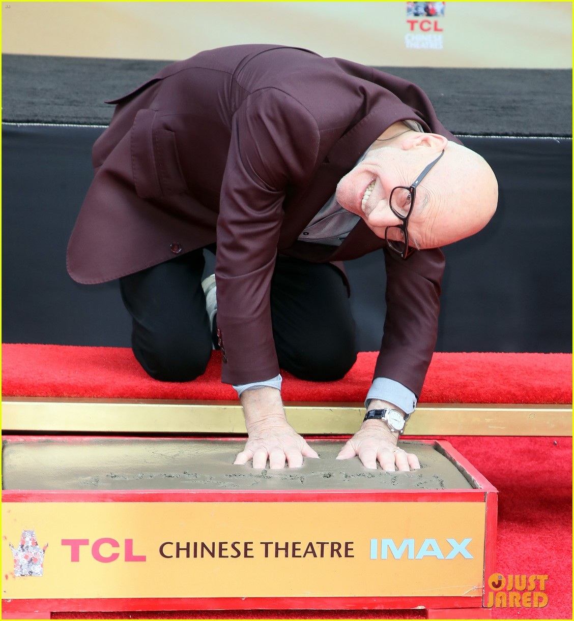 patrick stewart honored hand foot ceremony in hollywood 094415615