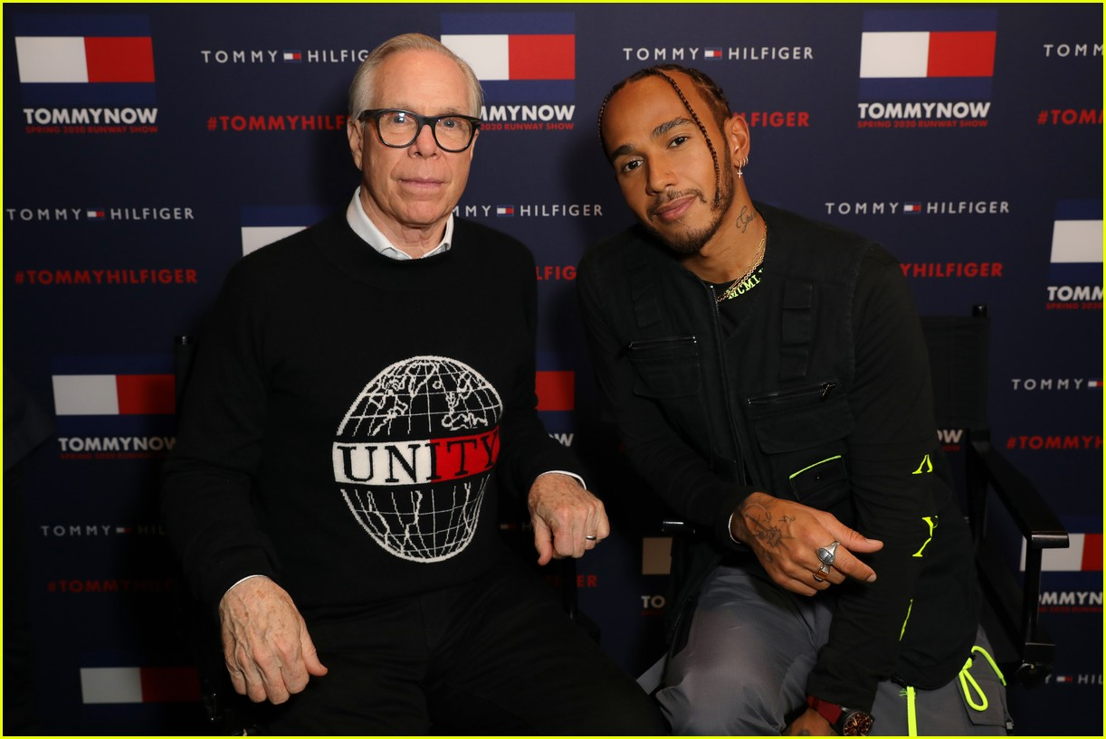 lewis hamilton her tommy now show 024438715