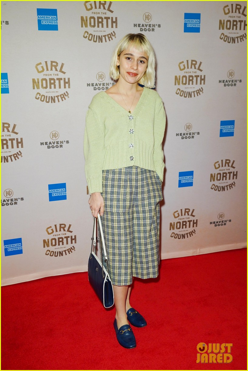 girl from the north country broadway opening 074446560