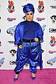 Photo 4 of Meghan Trainor Is Bubbles at Christian Cowan's Powerpuff Girls Runway Show!